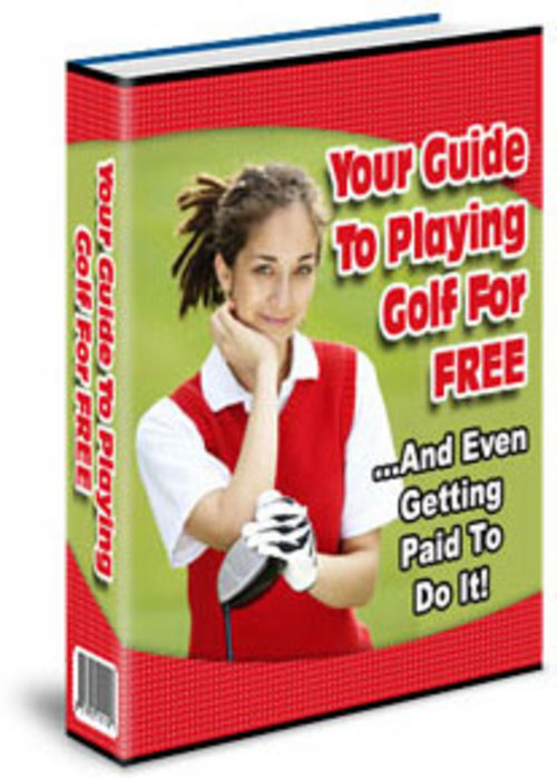 Product picture How To Make A Living Playing Golf With Amateurs