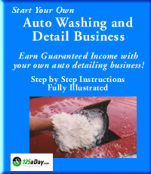 Product picture How To Start A Car Detailing Business