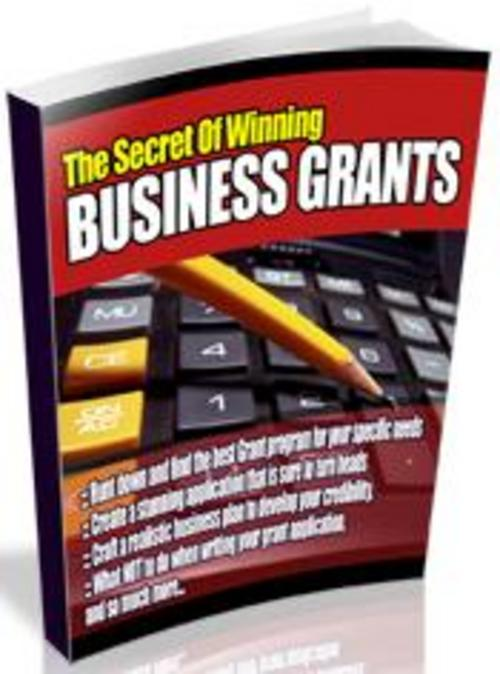 Product picture How To Successfully Apply For Business Grants